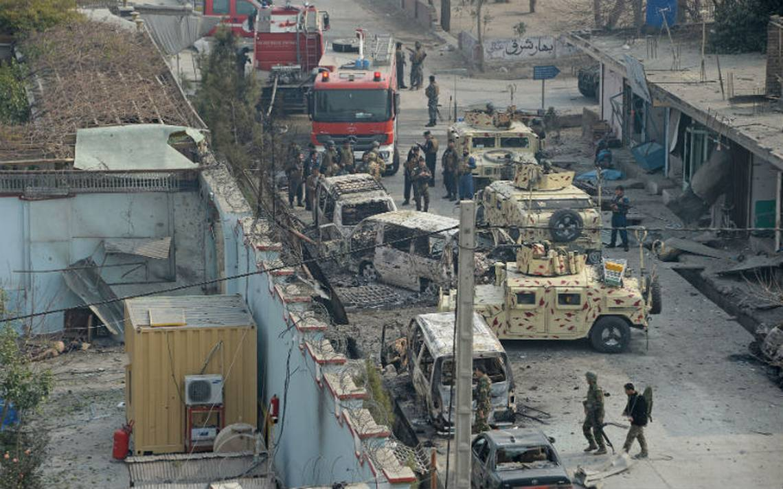 Coche bomba explota en oficina de Save the Children en Afganistán; hay tres muertos