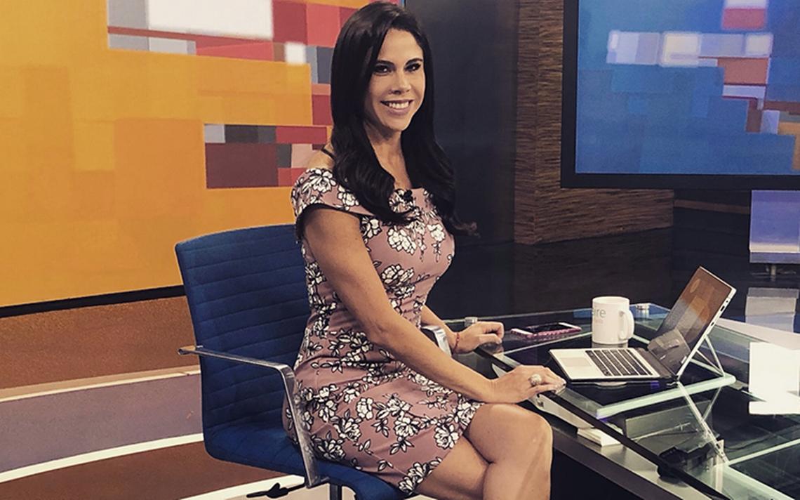 [Video] Así reaccionó Paola Rojas por sismo en su noticiero en vivo