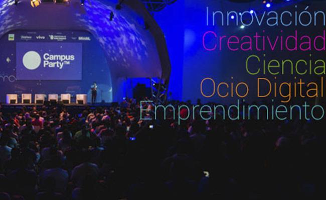 Alistan Campus Party, evento donde convergen jóvenes talento y tecnología