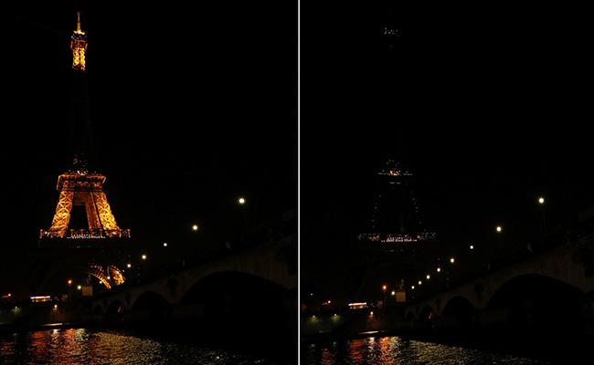 Hora del Planeta apaga las luces de emblemas mundiales