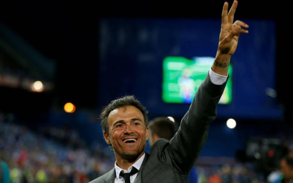 Luis Enrique, nuevo técnico de la selección española