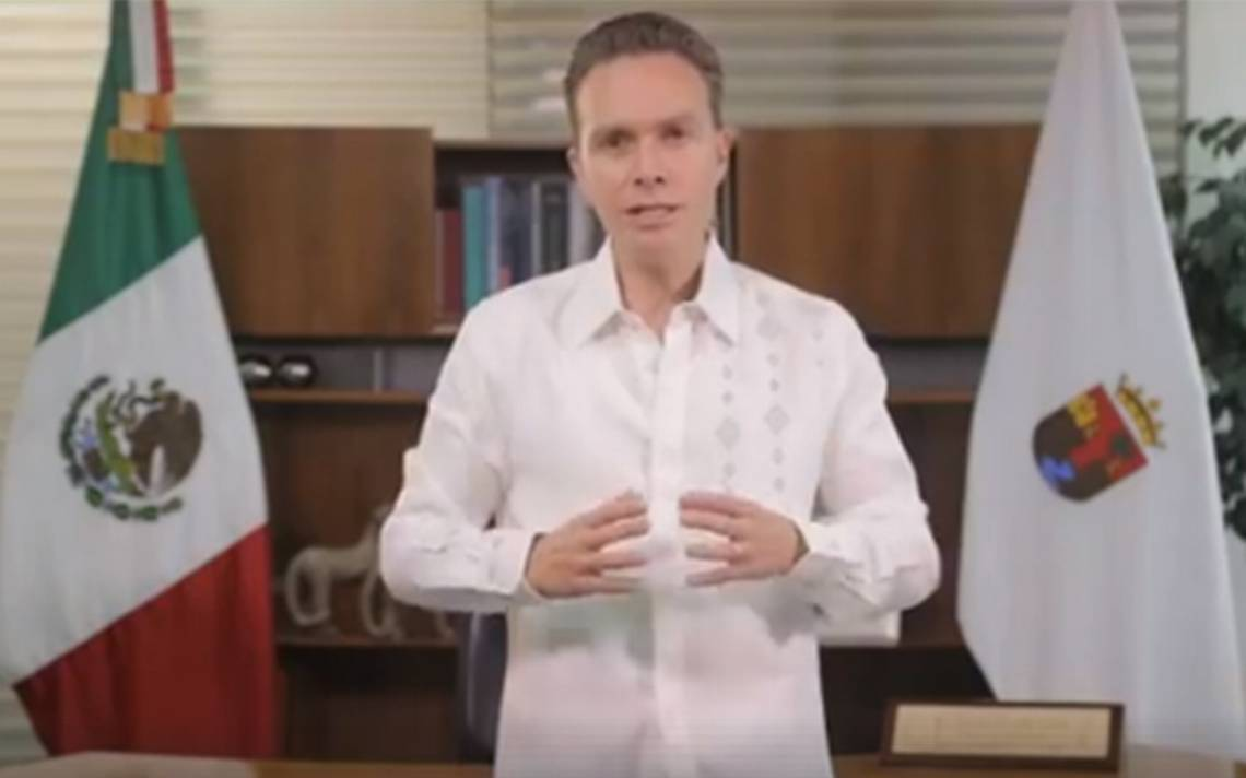 Manuel Velasco rechaza el Senado y se mantendrá como gobernador de Chiapas