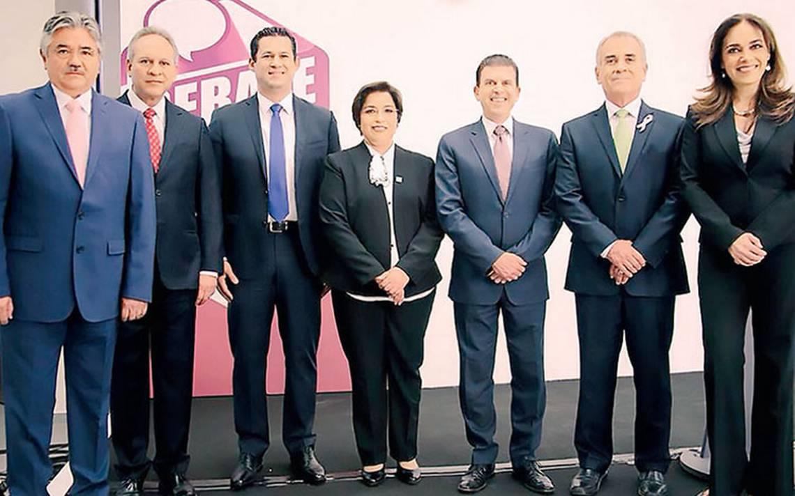 Combatir corrupción es prioridad para candidatos a gubernatura de Guanajuato