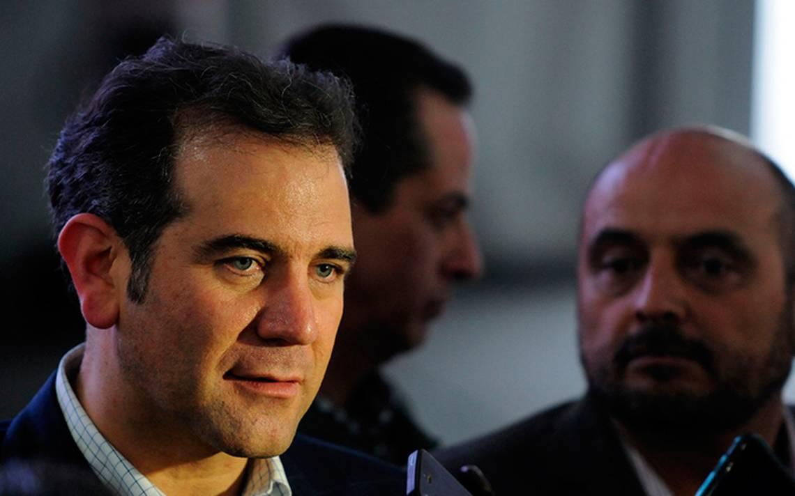 Córdova buscará reunión con AMLO y candidatos al terminar conteo el próximo domingo