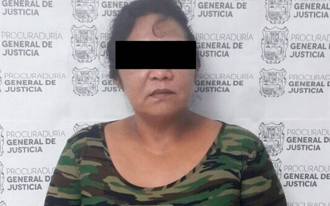 Por secuestro, detienen en Tamaulipas a la hermana del Z-40