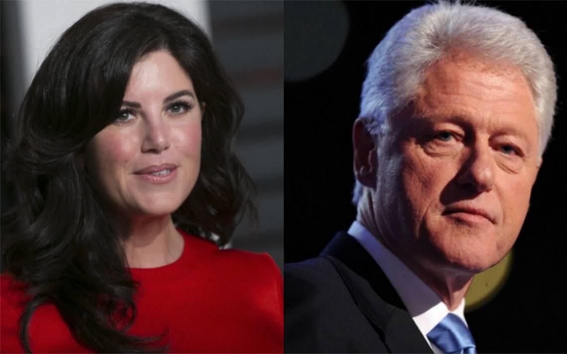 [Video] Mónica Lewinsky abandona entrevista al ser cuestionada sobre Bill Clinton