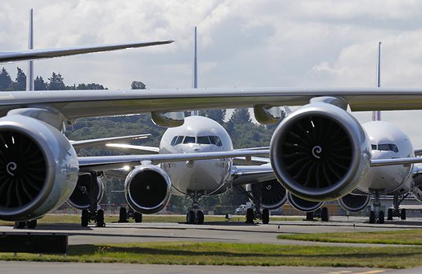 """Boeing anuncia """"gran progreso"""" para hacer más barato nuevo avión presidencial"""