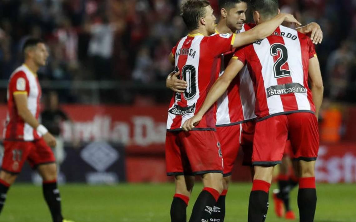 ¡Remontada histórica! Girona vence 2-1 al Real Madrid