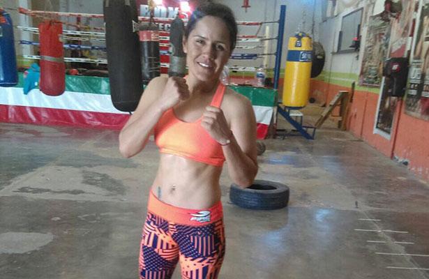 """Busca la Rusita"""" Rivas regresa a la elite del boxeo femenil"""