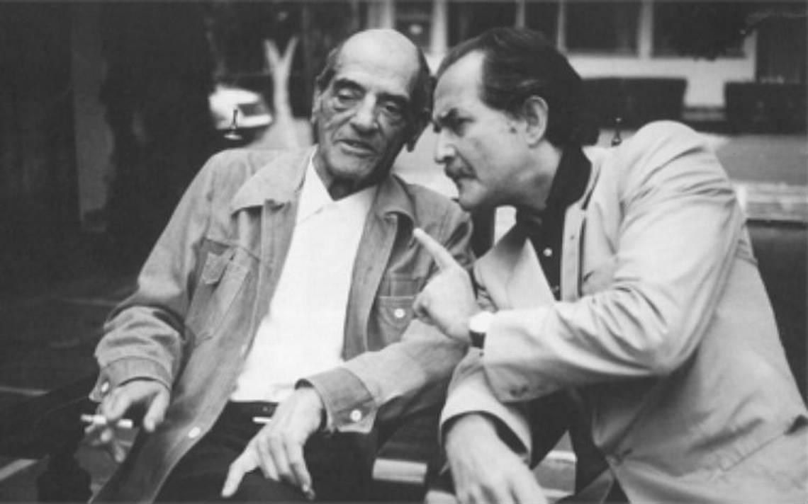 Revelan ensayo inédito de Carlos Fuentes sobre Buñuel