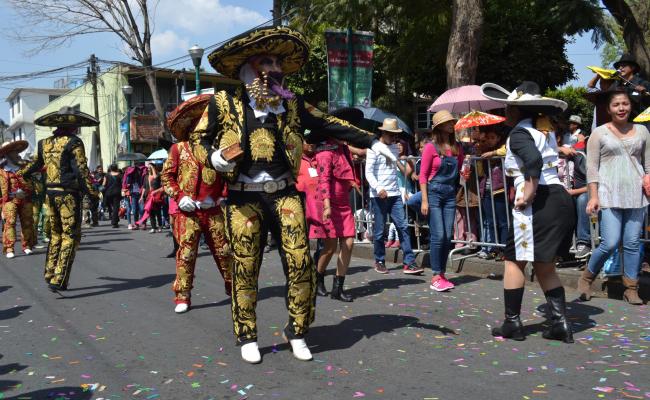 Conoce el Carnaval Sin Fronteras, el más largo del mundo