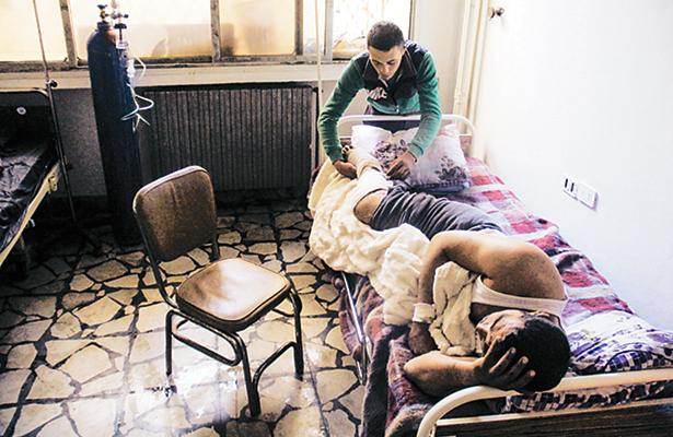 Rompió Damasco la prohibición para el uso de armas químicas