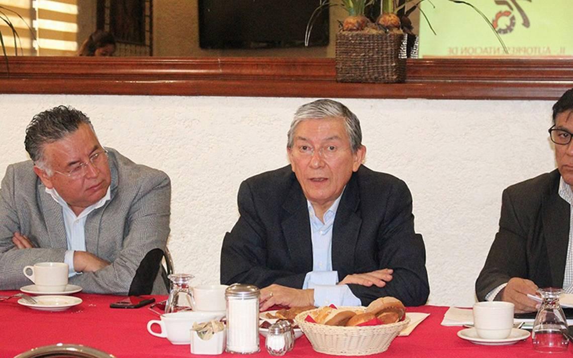 Necesario Ejército en Oaxaca: Canacintra