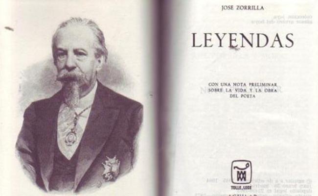 Se cumplen 200 años del nacimiento del poeta español José Zorrilla