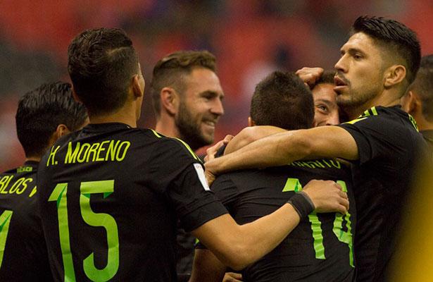 El Tricolor comienza el año en el lugar 18 del ranking de FIFA