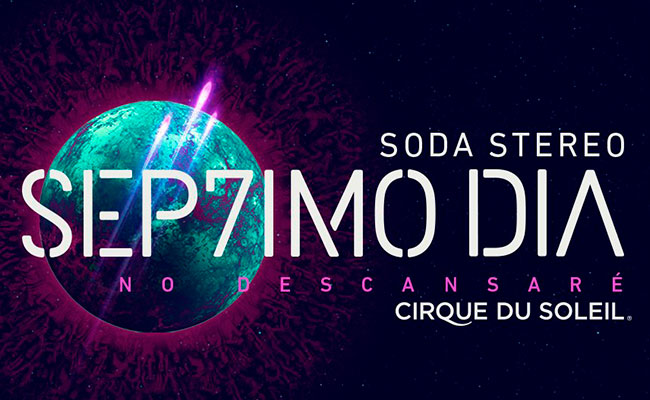 "¡Se acabó la espera! Anuncian fechas para ""Sépt7imo día"" de Soda Stereo"