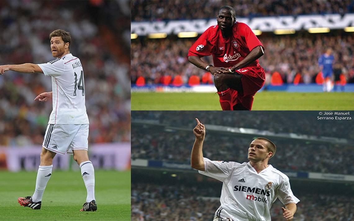 De Xabi Alonso a Owen, el parentesco entre Liverpool y Real Madrid