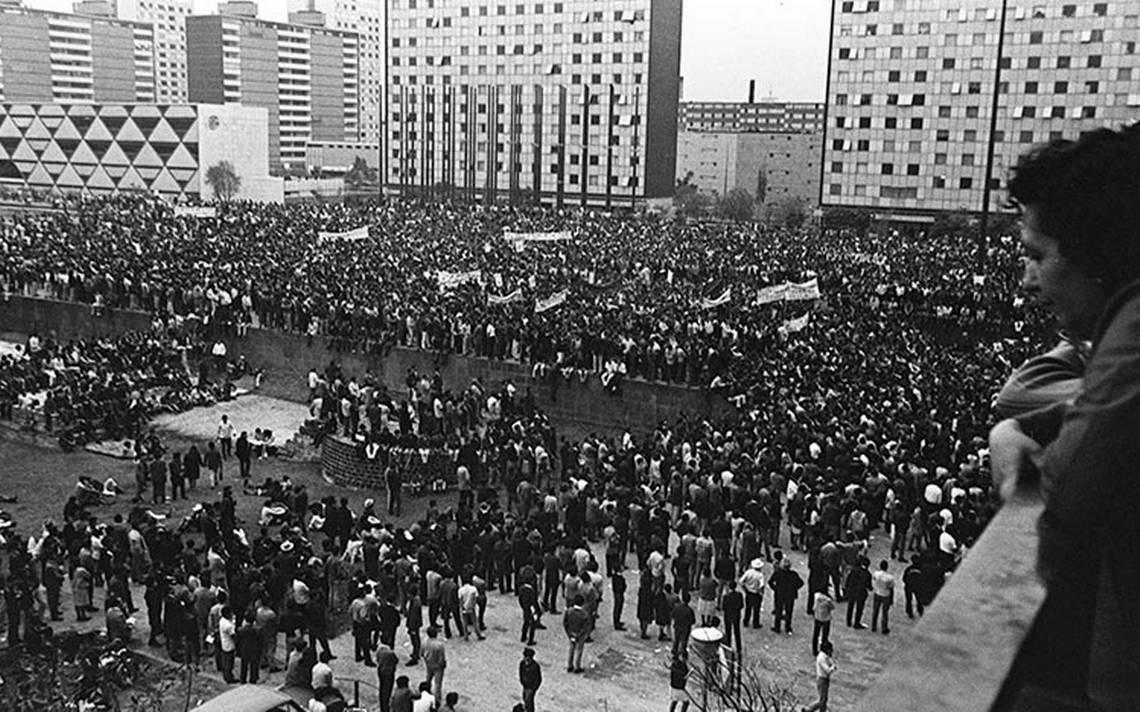 Preparan conmemoración del 50 aniversario del movimiento estudiantil de 1968