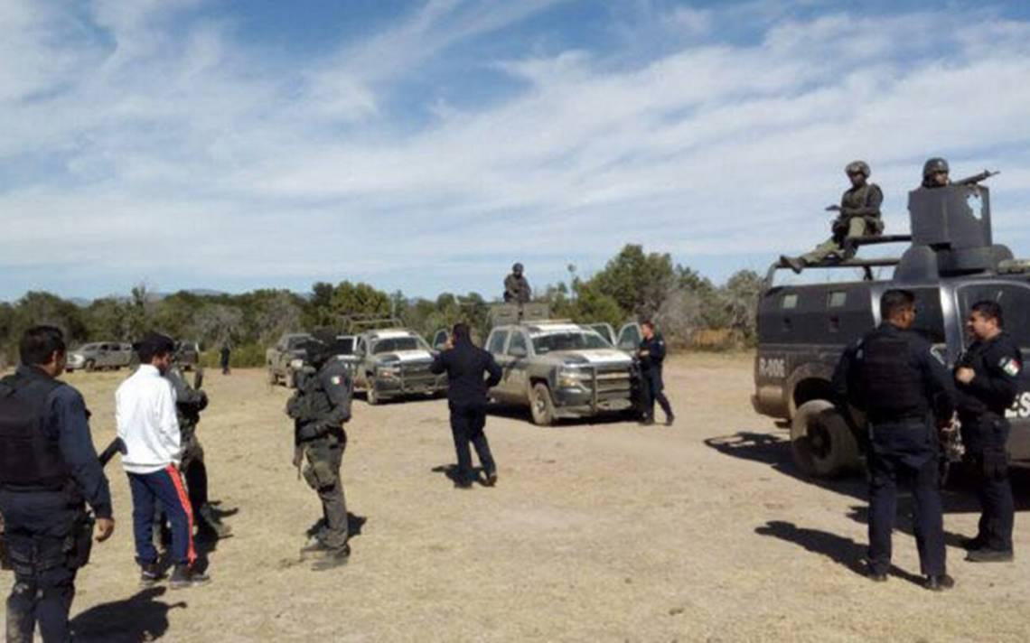 Jefe policíaco y dos agentes protegían a líder del narco