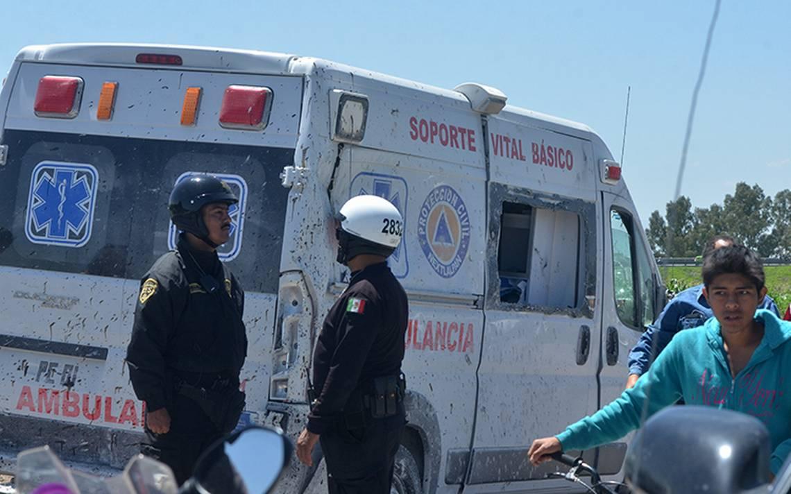Permanecen hospitalizadas 54 personas tras explosión en Tultepec
