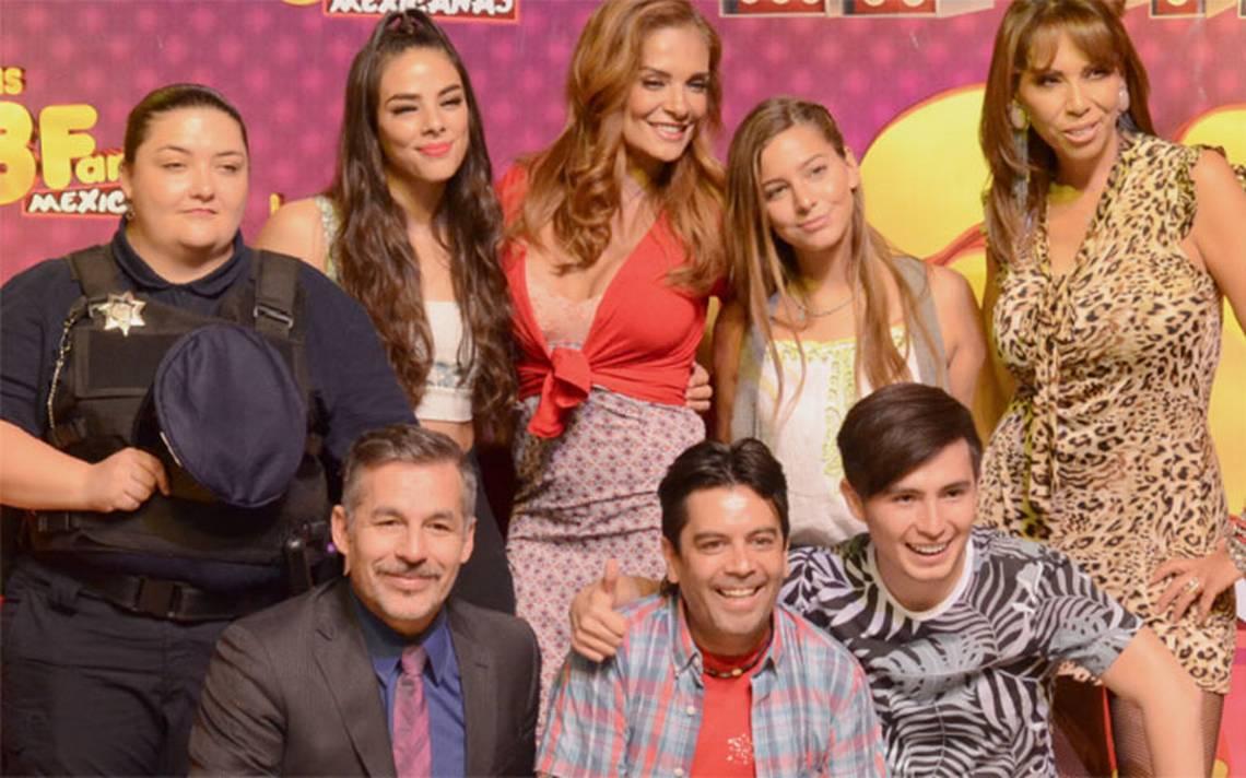 Llevan la telenovela Las 3 familias al teatro