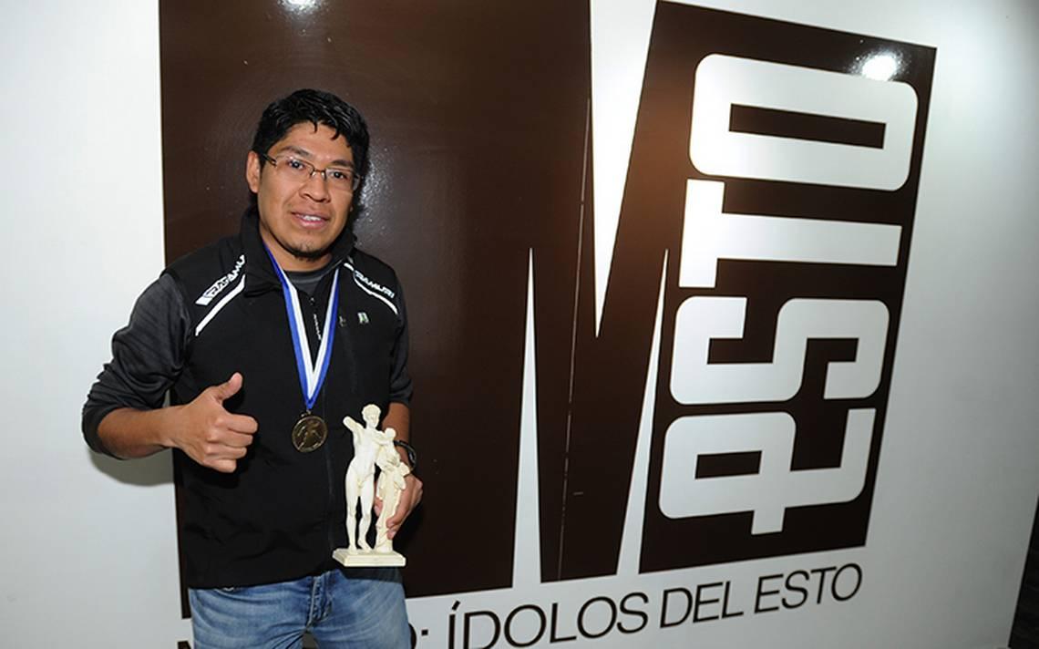 Marco Antonio Zaragoza ultramaratonista por curiosidad
