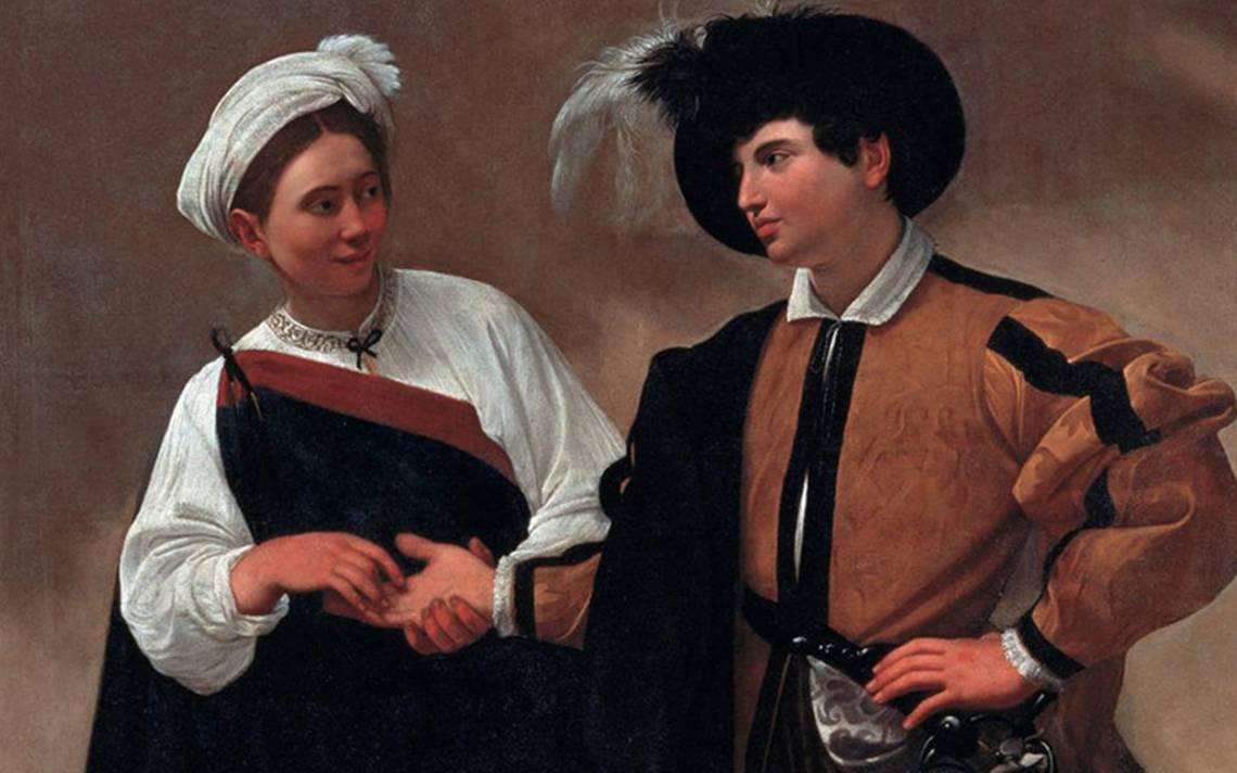 Gracias a documento inA�dito van tras los pasos de Caravaggio en MA�xico