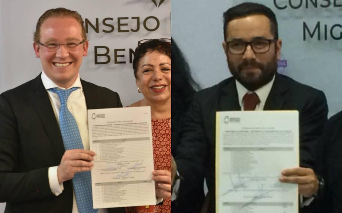 IECM valida victoria de los nuevos alcaldes de la CDMX