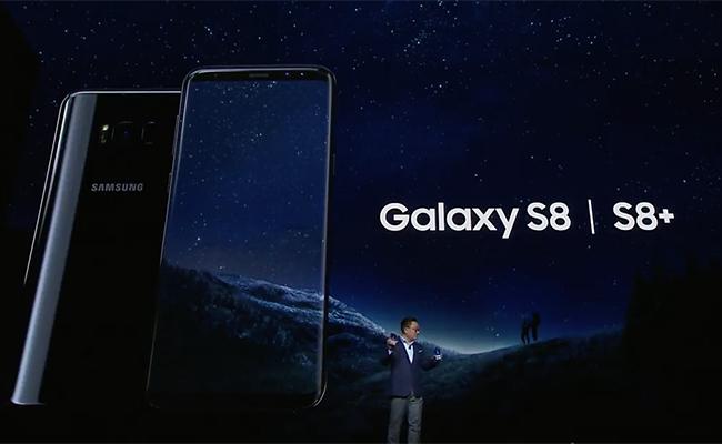 ¡Ya está aquí! Te presentamos el nuevo Galaxy S8 y S8+