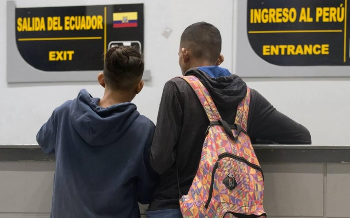 Perú declara estado de emergencia en su frontera por éxodo venezolano