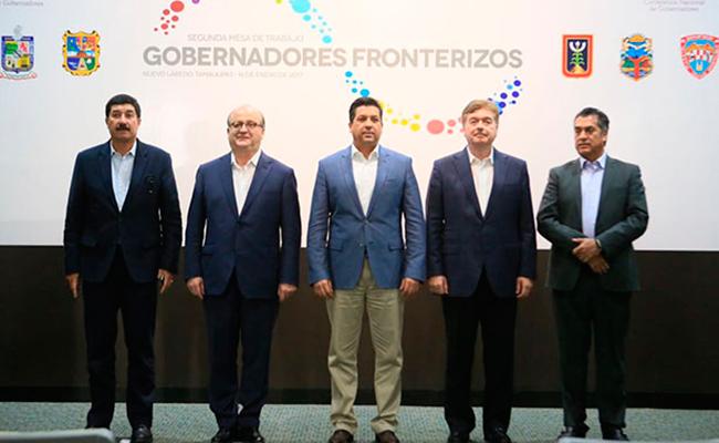 Urge el apoyo de la Federación: García Cabeza de Vaca