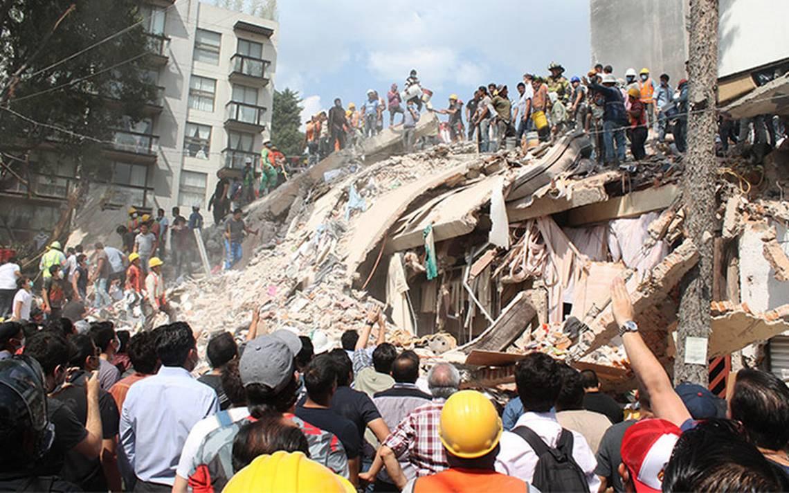 Gobierno mexicano agradece apoyo y solidaridad de EU tras terremoto