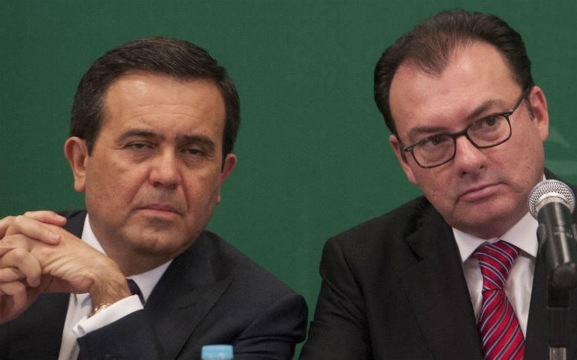 No sería correcto dar por terminado TLCAN mientras se renegocia: Videgaray