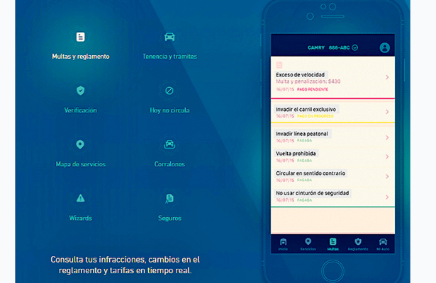 Auto Chilango, la app completa para tu vehículo