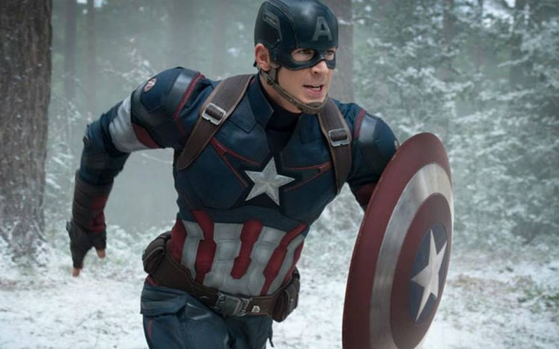 Ha sido un honor: Chris Evans se despide del CapitA?n AmA�rica
