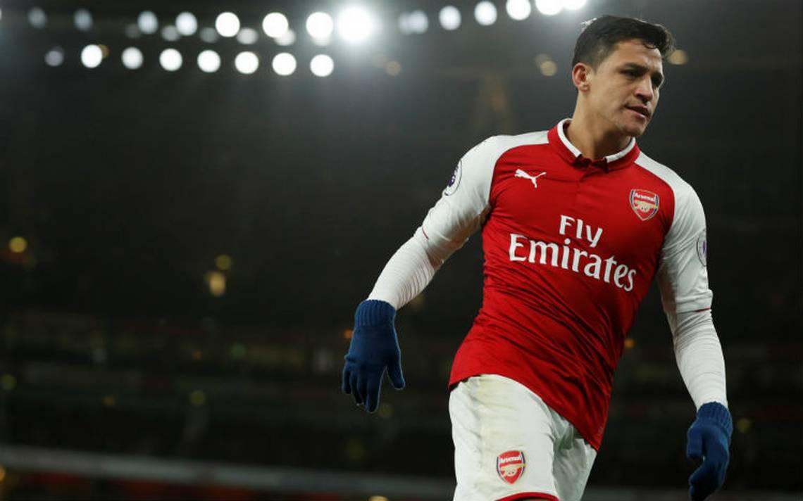 Manchester United le ofrece un jugoso pago a Alexis Sánchez