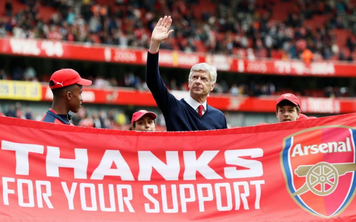 Wenger pone fin a su reinado en el Arsenal tras 22 temporadas