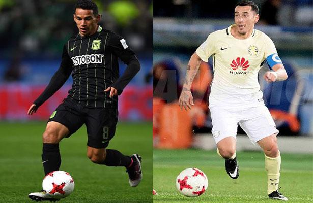¿Quién será el mejor del continente: Atlético Nacional o América?