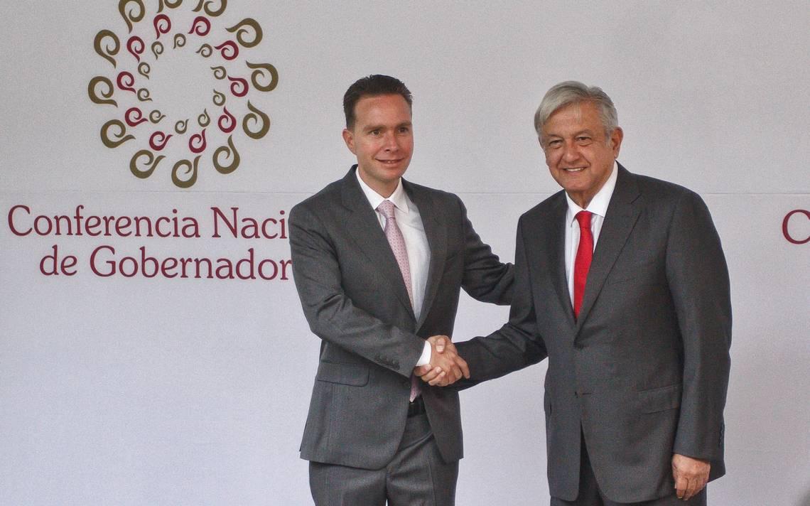 Por invitación de AMLO, Velasco podría coordinar el Tren Maya