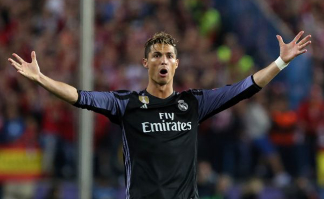Cristiano Ronaldo será la portada del FIFA 18