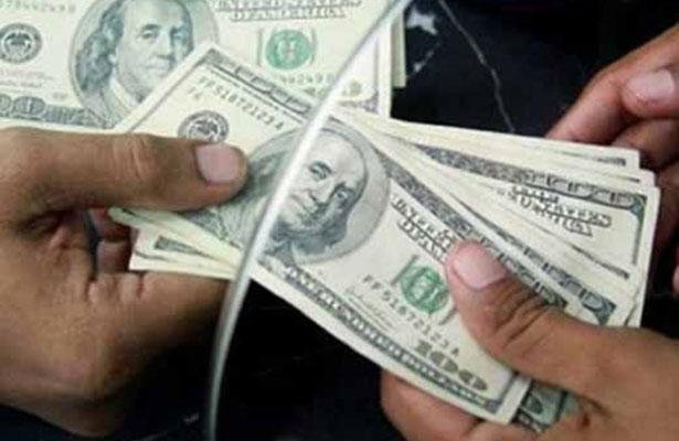 Dólar sube y se vende hasta en 18.37 pesos en bancos de la Ciudad de México
