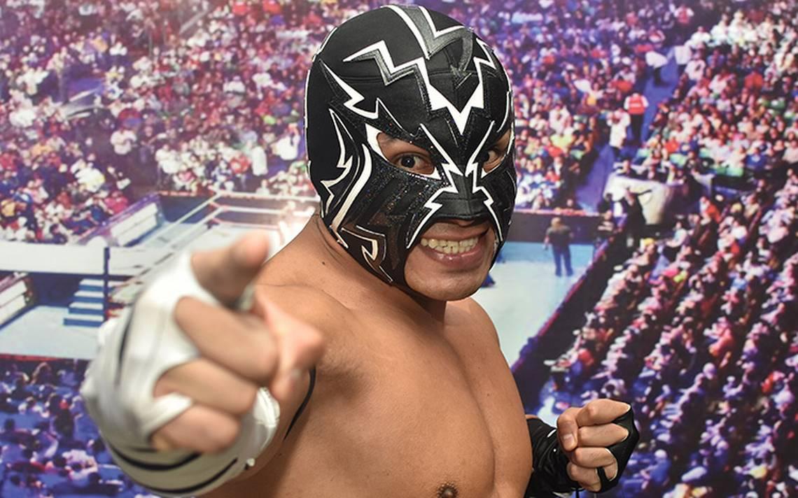 El luchador ElA�ctrico recibe la oportunidad para demostrar su potencial