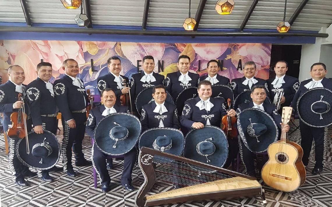 El Mariachi Vargas de Tecatitlán festeja 120 años de su fundación