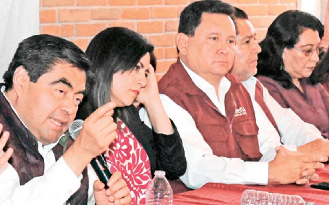 Morena va con todo por Puebla: inician impugnación contra Martha Erika