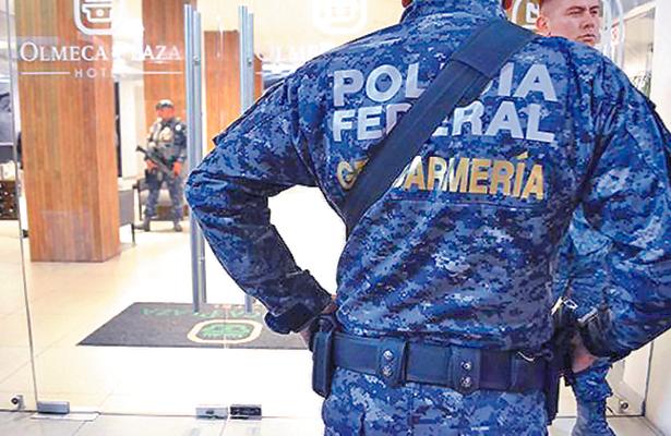 Disminuye delincuencia en Villahermosa: Policía Federal