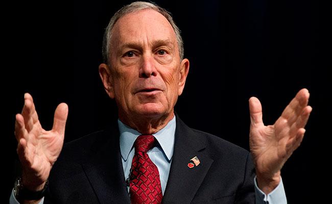 Bloomberg dará 15 mdd a ONU para lucha contra cambio climático