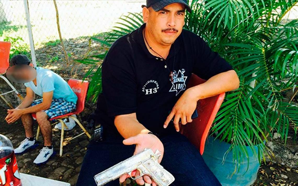 """Procuraduría de Colima niega muerte de """"Simón el Americano"""""""