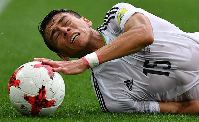 ¡México se descalabra! Pierde 2-1 ante Portugal