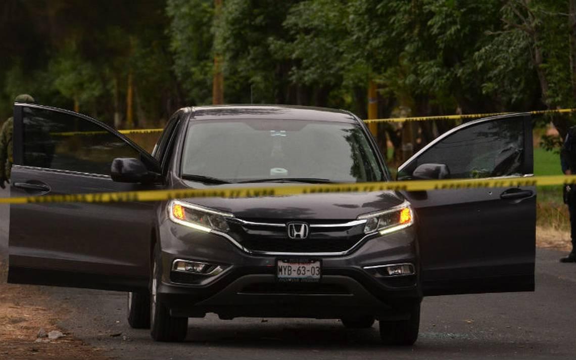 Asesinan a jefe de seguridad de Pemex en Salamanca