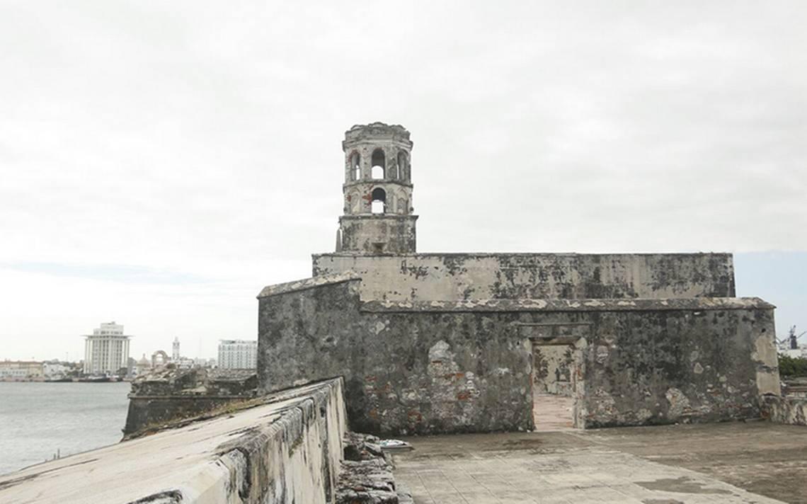 San Juan de Ulúa, de los más visitados en temporada vacacional